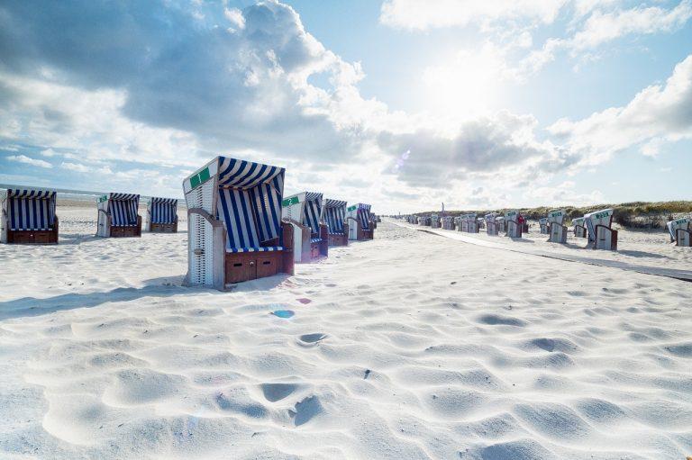 Strandurlaub in Deutschland